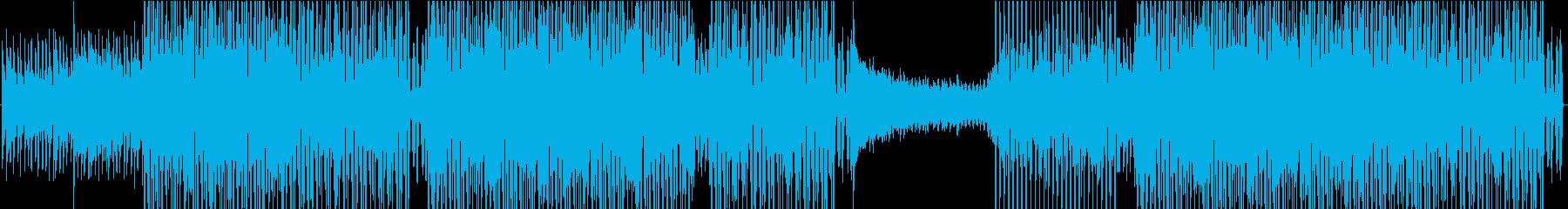 素朴で無邪気なエレクトロポップの再生済みの波形