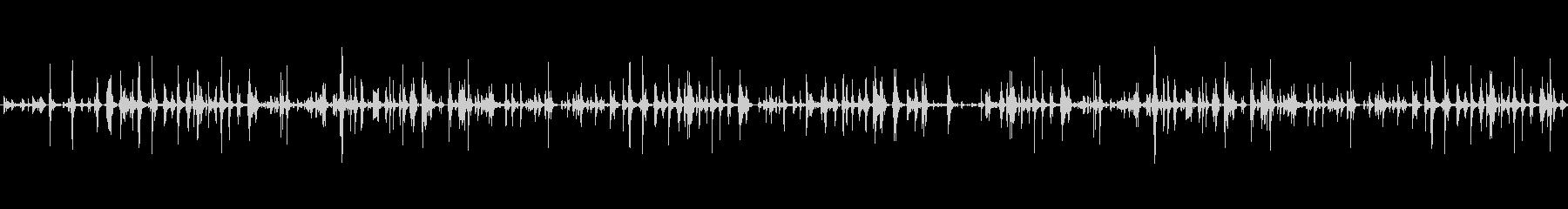 【PC キーボード01-4】の未再生の波形