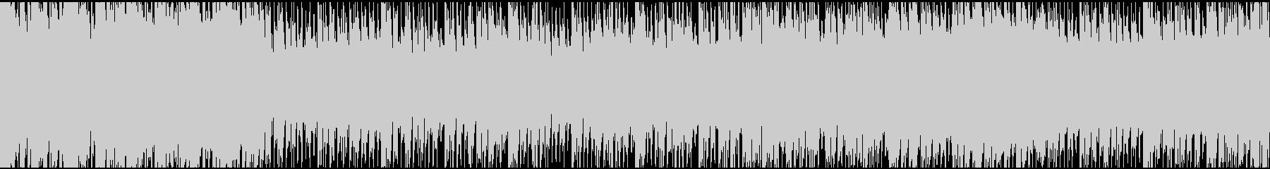 ゲーム【逆転裁判】風:ゆさぶる2の未再生の波形