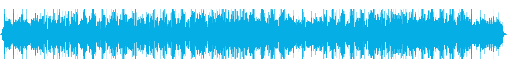 企業VP!爽やかで疾走感あるピアノBGMの再生済みの波形