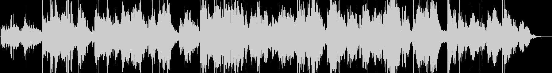 ピアノの遠隔ベース、ルバトバラード...の未再生の波形