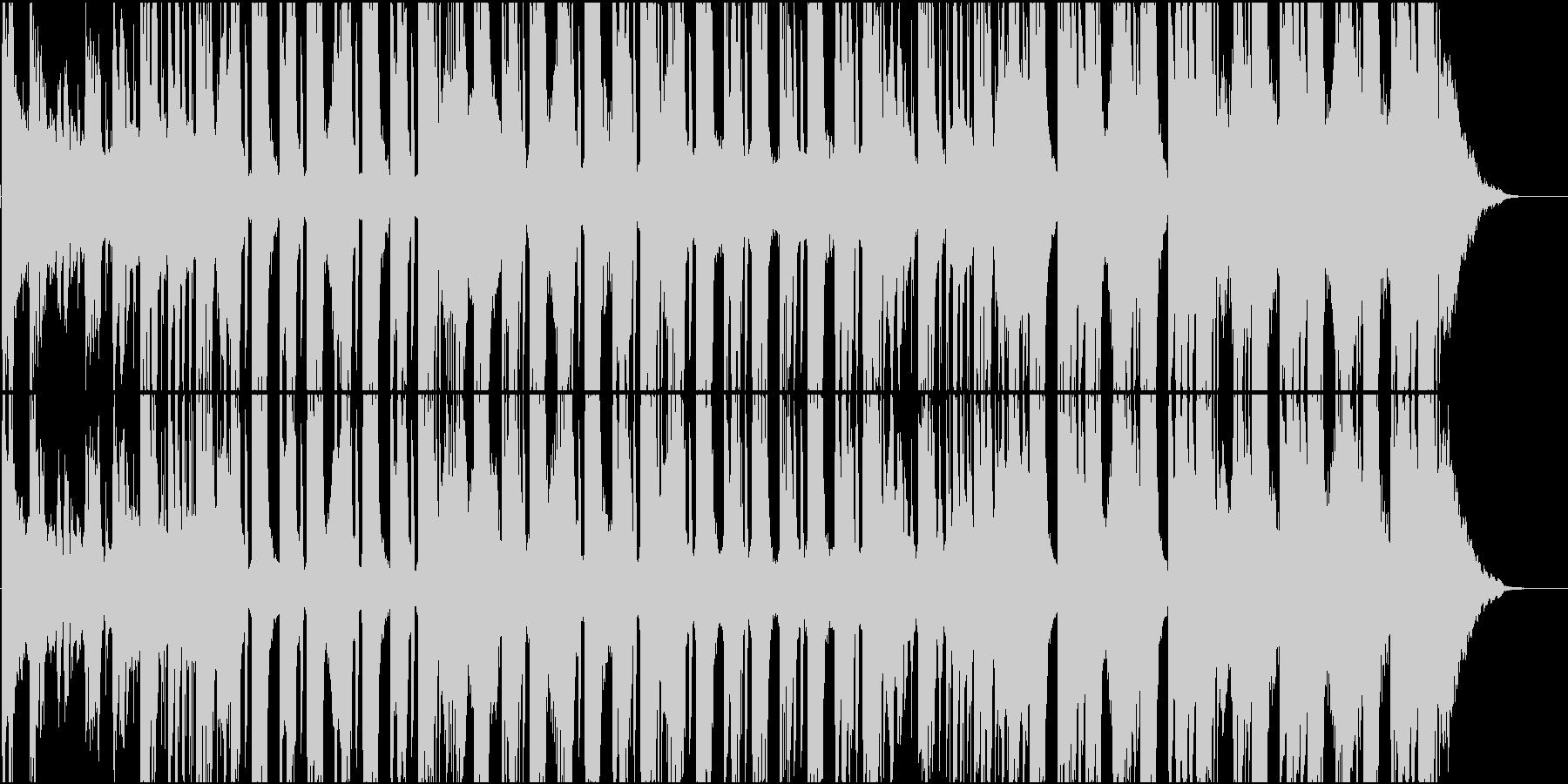 アップリフィティングなフューチャーベースの未再生の波形