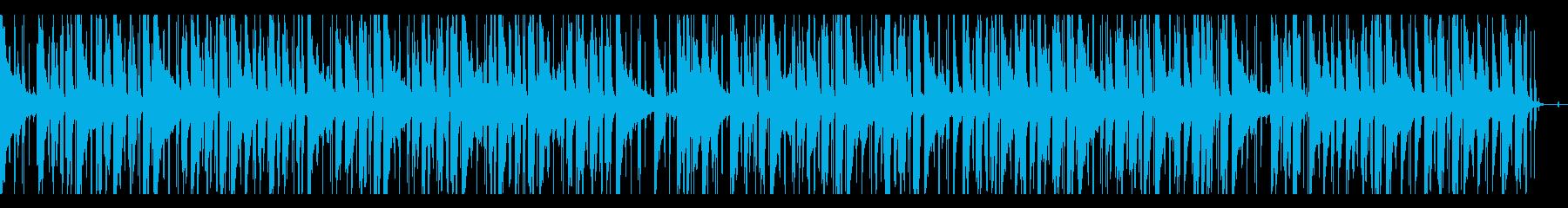 都会的・モダン・冷静 lo-fiピアノ の再生済みの波形