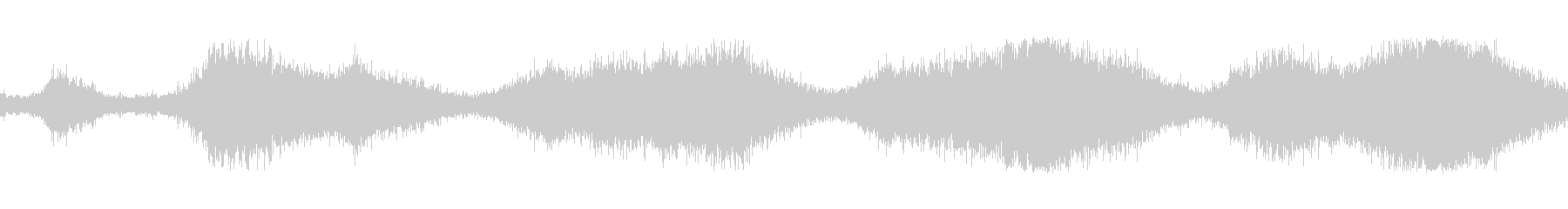 波オーシャンサーフmedの未再生の波形