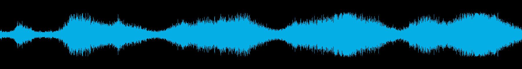 波オーシャンサーフmedの再生済みの波形