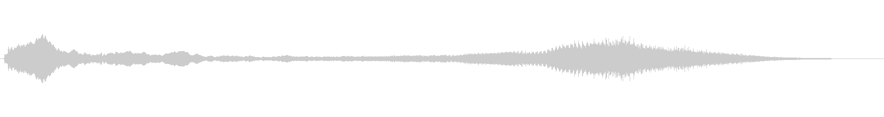 スペースフィードバック、SCI F...の未再生の波形