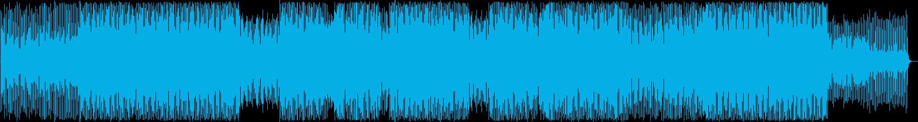 家。エスニック、グルーヴ、ファンキー。の再生済みの波形