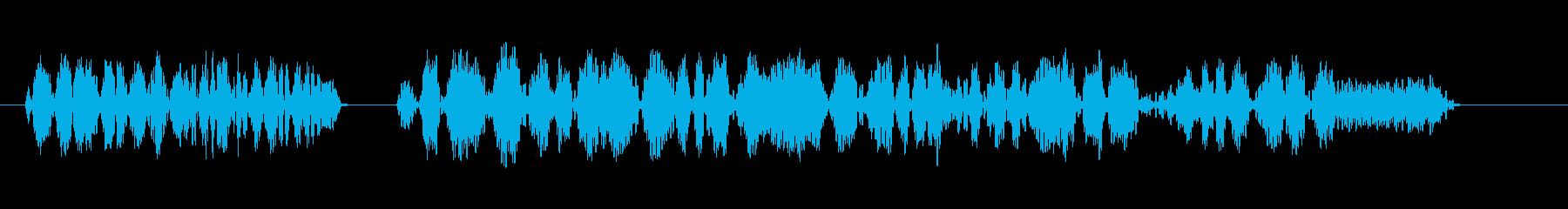 SciFi EC01_91_1の再生済みの波形