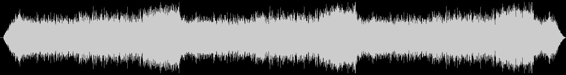 サイコ感のあるクレシェンドのあるBGSの未再生の波形