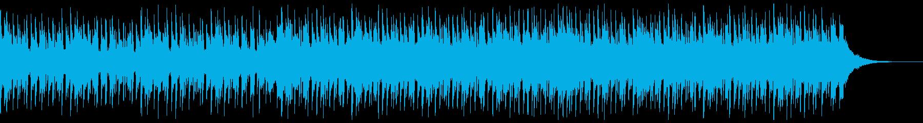 医療技術(60秒)の再生済みの波形