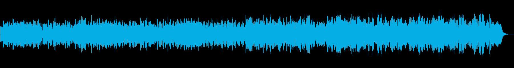 ニュースBGM/検査・統計の再生済みの波形