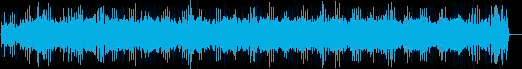アクションRPG冒険バトル フュージョンの再生済みの波形