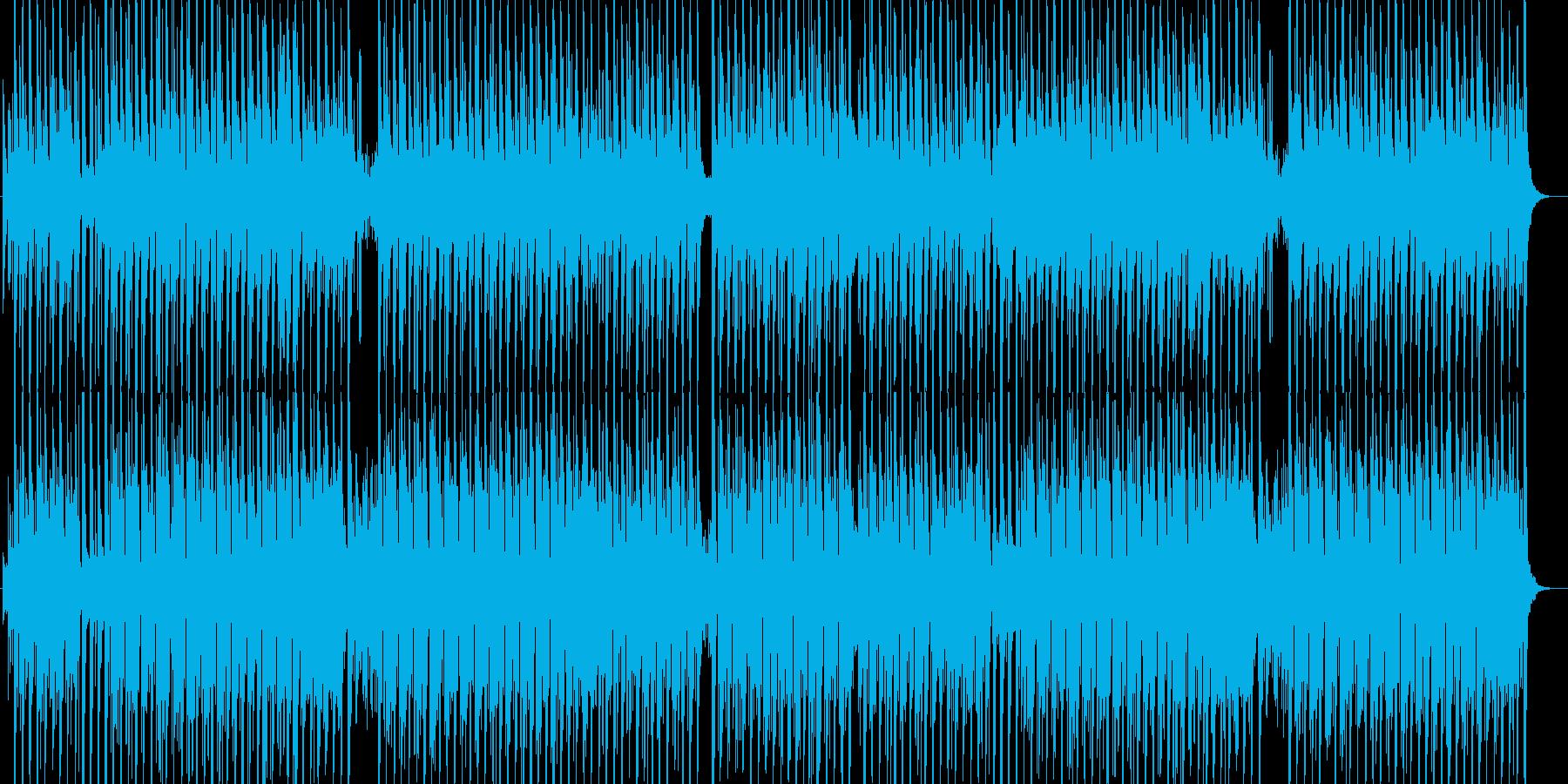 ブラジルのクラシックショーロをサンバにの再生済みの波形