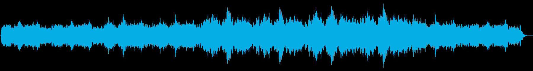 回想シーン等に使えそうなBGM その4の再生済みの波形