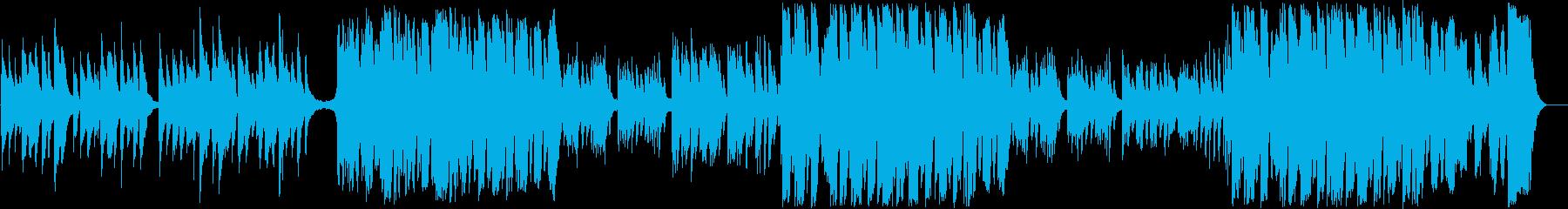 クラシック 中世のの再生済みの波形