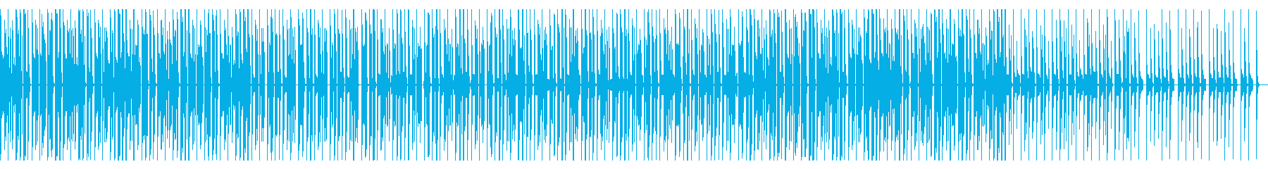 アホみたいな楽しい雰囲気専用 ほのぼのの再生済みの波形
