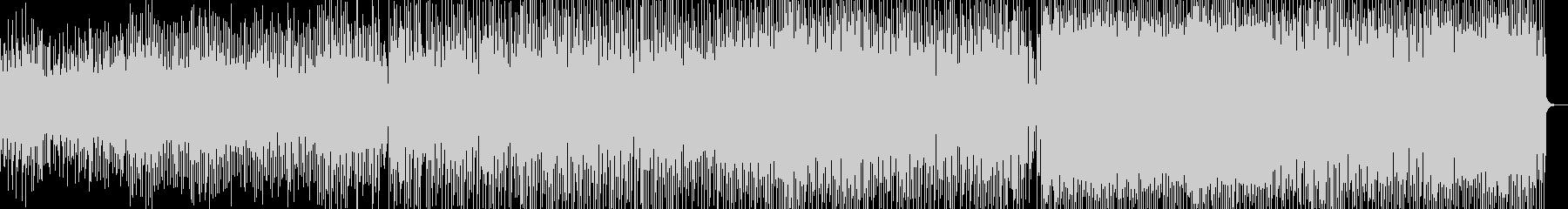 レトロなサイエンス・テクノエレクトロニカの未再生の波形