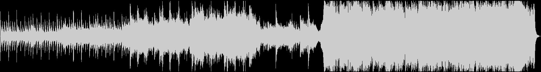 エレクトロ 交響曲 コーポレート ...の未再生の波形
