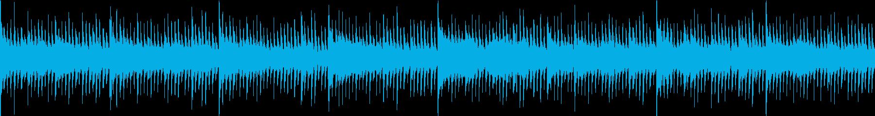 刺激的ではあるが少しメランコリック...の再生済みの波形