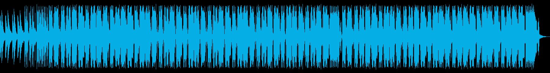 レトロ ドラマチック エレキギター...の再生済みの波形