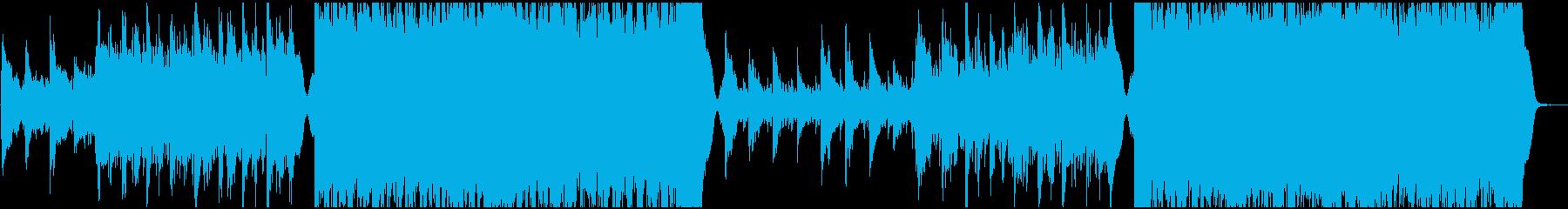 現代的 交響曲 プログレッシブ コ...の再生済みの波形