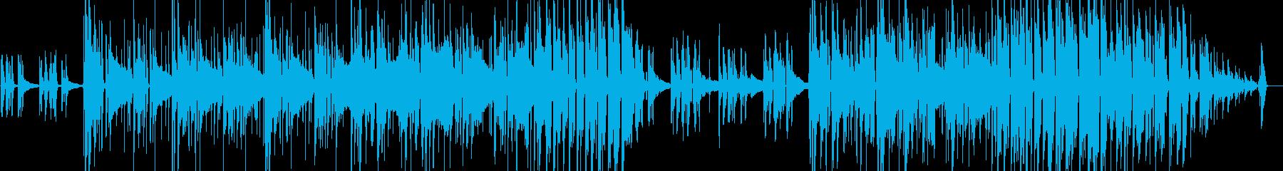 ジャズ楽器。 「コメディ」のひねり...の再生済みの波形