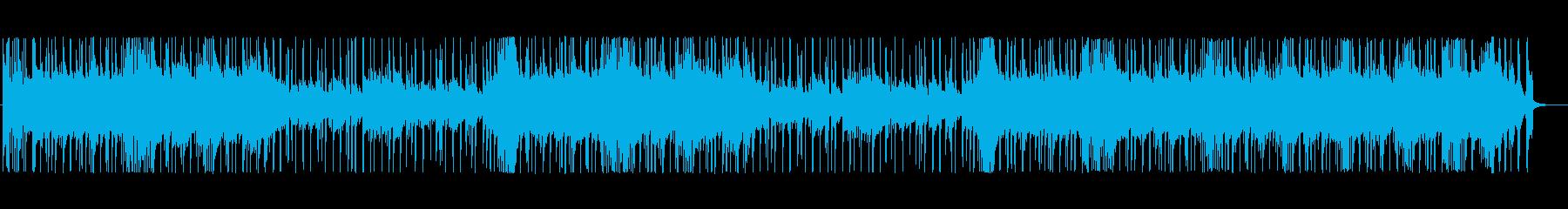 ファンキーでメロディック。ポップフ...の再生済みの波形