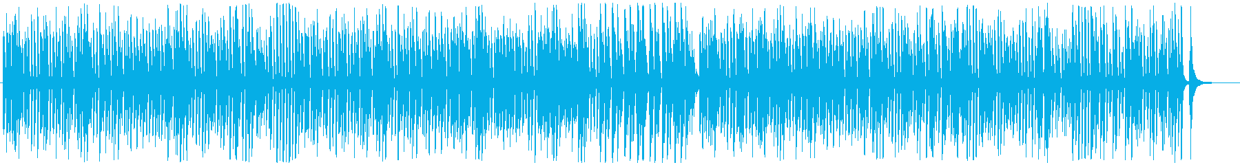 かわいいジャグバンドのマーチ-料理-動画の再生済みの波形