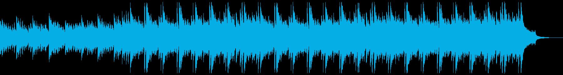 洋楽 ドラマチック ピアノ 木製ギ...の再生済みの波形