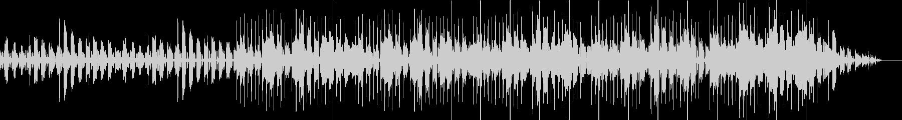 キック(バスドラム)抜きの未再生の波形