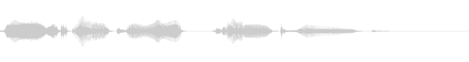 PleaseEnterYourPINcoの未再生の波形