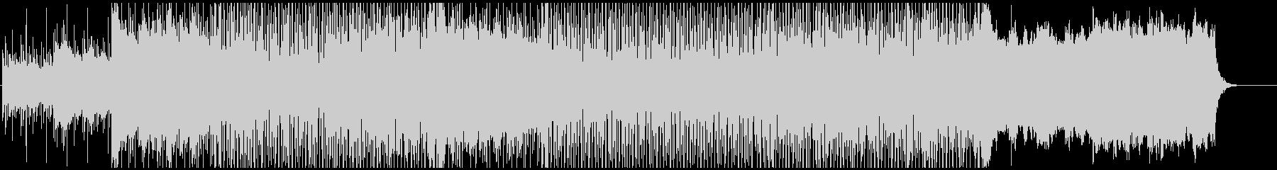 ラウンジ、ヴィンテージ。オルガンの...の未再生の波形