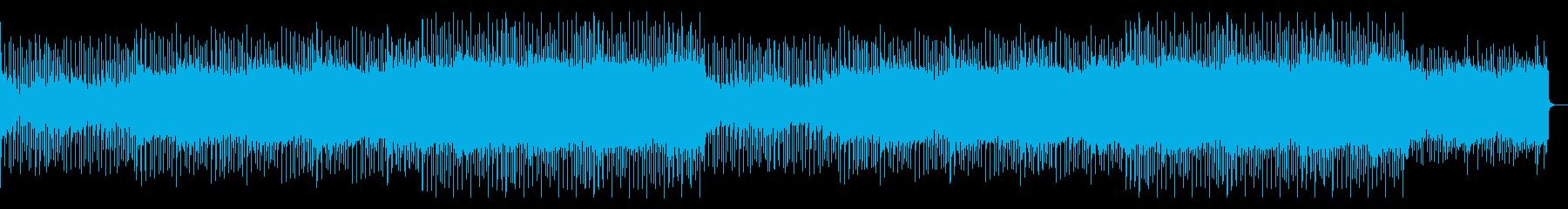 ストリングス無し 広がり 豪華 キラキラの再生済みの波形
