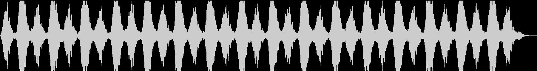 動画11 リラックス・スパ・施設・アプリの未再生の波形
