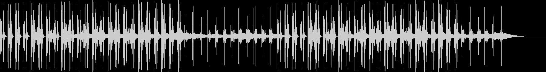 適度な音色数と使いやすいトラックの未再生の波形