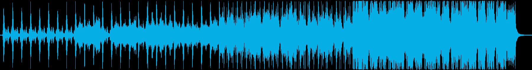 サラサラ ジャズ モダン 実験的 ...の再生済みの波形