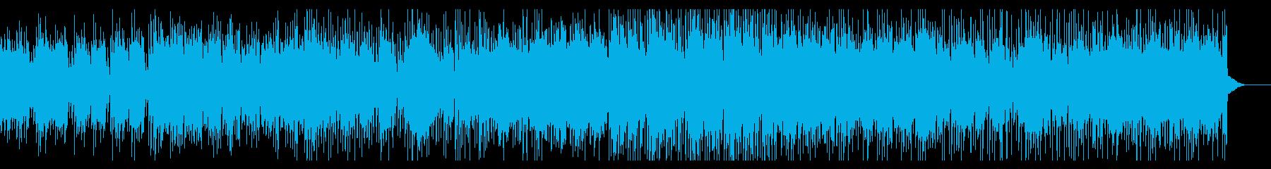 中華風シネマティックエピックアンビエントの再生済みの波形