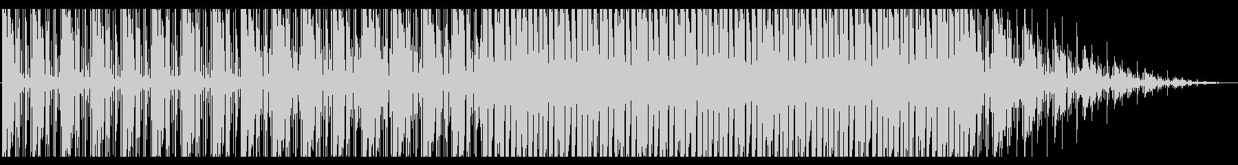 明るいピアノラウンジ_No406_3の未再生の波形