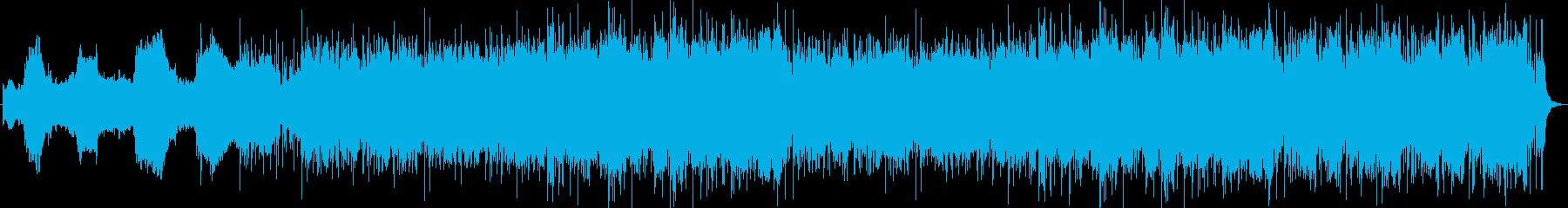 フュージョン エスニック adve...の再生済みの波形