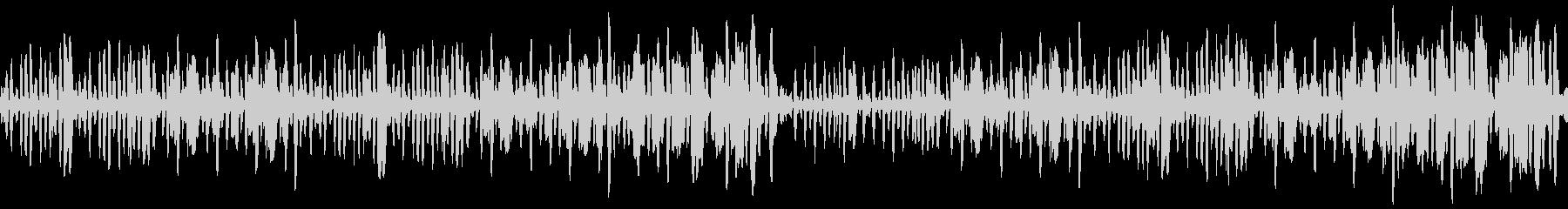 リコーダーの元気で可愛い曲2_ループの未再生の波形