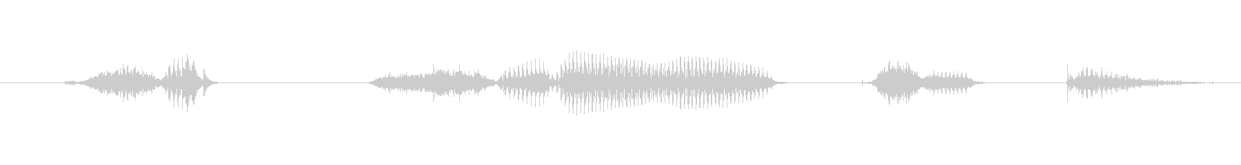 Well, that's a little (boy, boy)'s unreproduced waveform