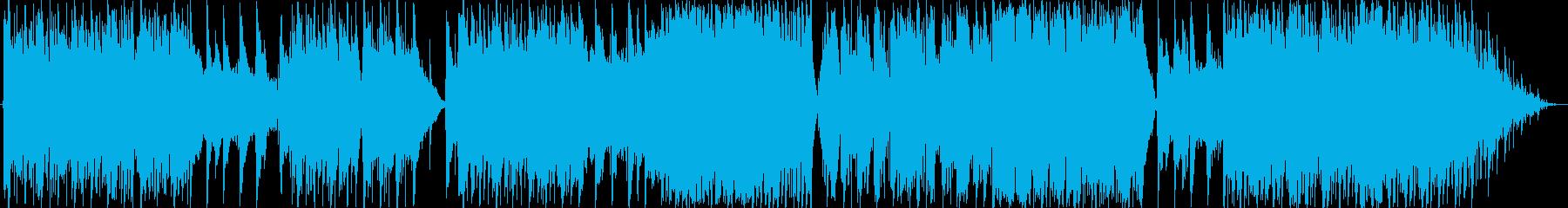 シネマティック 感情的 説明的 楽...の再生済みの波形