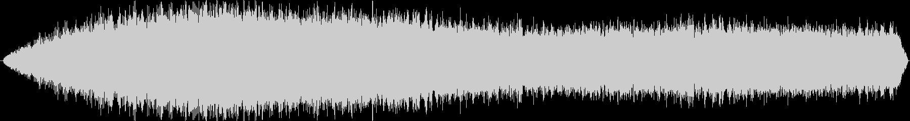 PADS カテドラルエア01の未再生の波形