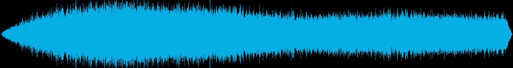 PADS カテドラルエア01の再生済みの波形