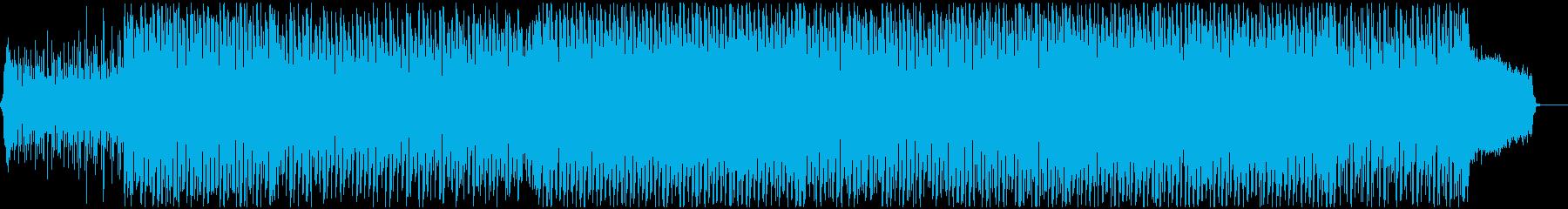 可愛らしいダンスポップ2 フル歌の再生済みの波形