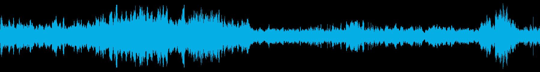 マグネティックジェネレータドローン...の再生済みの波形