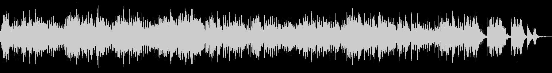 静かでゆったりヒーリングクラシック1 の未再生の波形