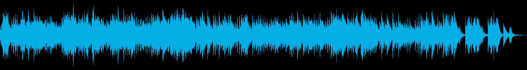 静かでゆったりヒーリングクラシック1 の再生済みの波形