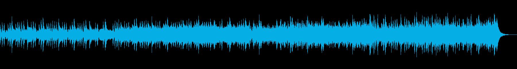 琴・三味線・尺八を用いた和風バラードの再生済みの波形