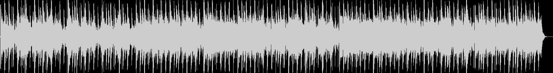 和風 雅な尺八と琴のASIAテイストVOの未再生の波形